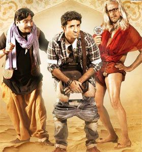 Review Sooper Se Ooper is a delightful film Rediffcom Movies