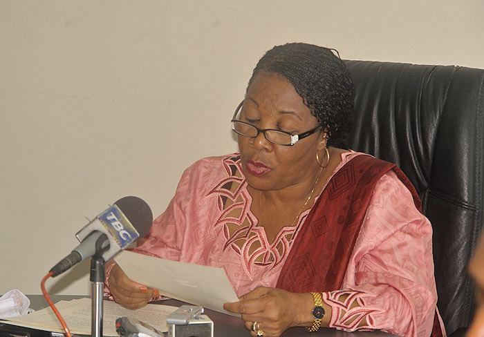 Sophia Simba Ministry of Community Development Gender and Children