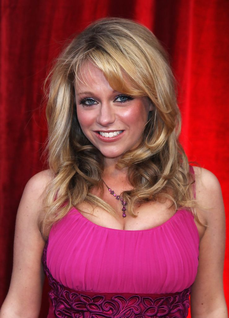 Sophie Abelson Sophie Abelson Photos British Soap Awards 2010 Outside