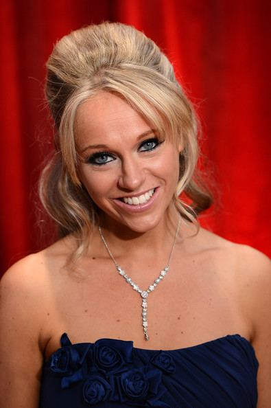 Sophie Abelson Sophie Abelson Photos British Soap Awards 2012 Red
