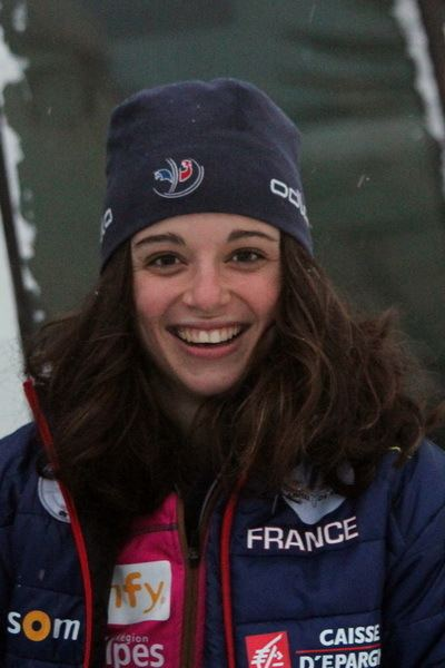 Sophie Boilley Biathlonweltde