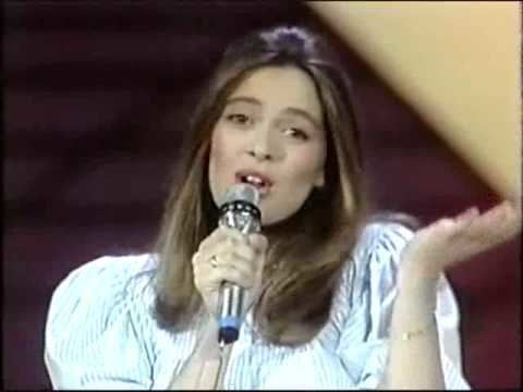 Sophie Carle Eurovision 1984 Luxembourg Sophie Carle 100 damour YouTube