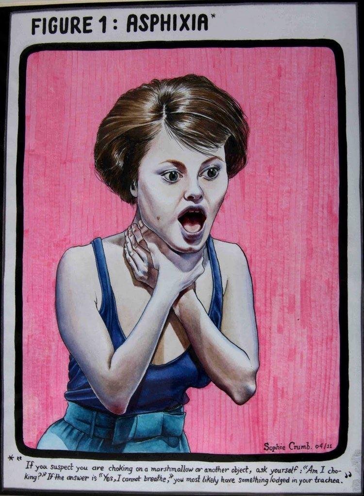 Sophie Crumb Sophie Crumb true hate art gallery