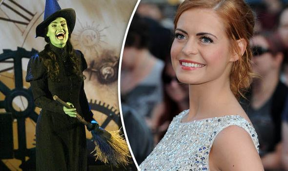 Sophie Evans (performer) Wicked Over The Rainbow finalist Sophie Evans cast as Glinda the