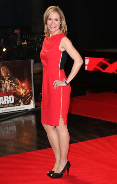 Sophie Raworth Sophie Raworth Pictures 39A Good Day To Die Hard