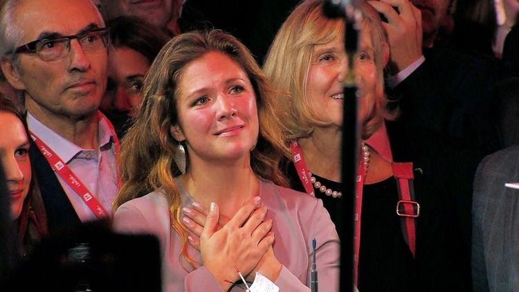 Sophie Trudeau Meet Sophie GregoireTrudeau Justin Trudeau39s wife