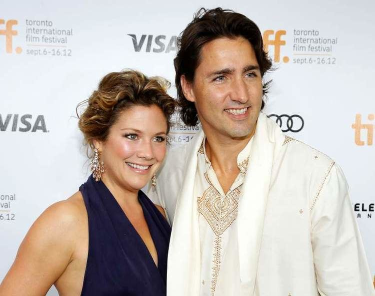 Sophie Trudeau Sophie Gregoire Justin Trudeau39s Wife 5 Fast Facts You