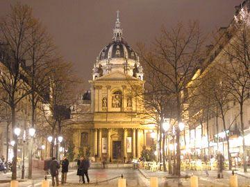 Sorbonne The Sorbonne in the 20th century La Chancellerie des Universits
