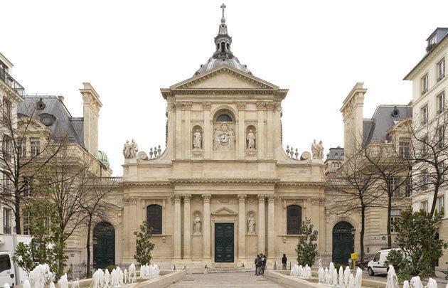 Sorbonne La Sorbonne Universit Paris tourist office