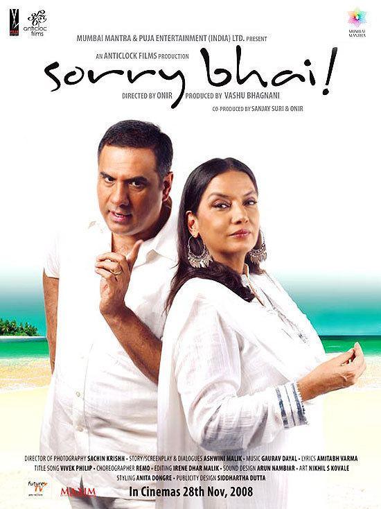 Sorry Bhai 2008 900MB Hindi DVDRip x264 ESubs Team DDHRG