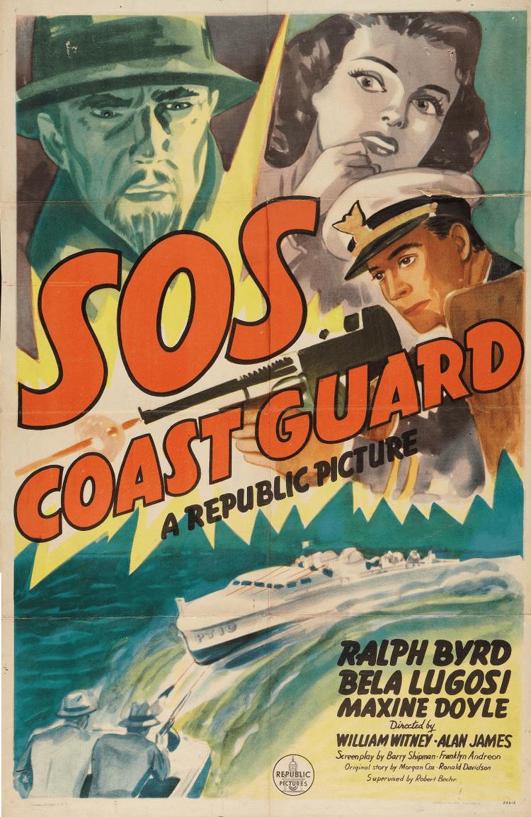 S.O.S. Coast Guard SOS Coast Guard Serial Republic Picture 1937 The Bela Lugosi Blog