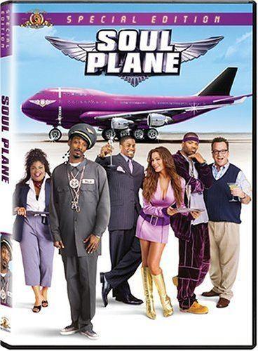 Soul Plane Amazoncom Soul Plane RRated Edition Dwayne Adway Snoop Dogg