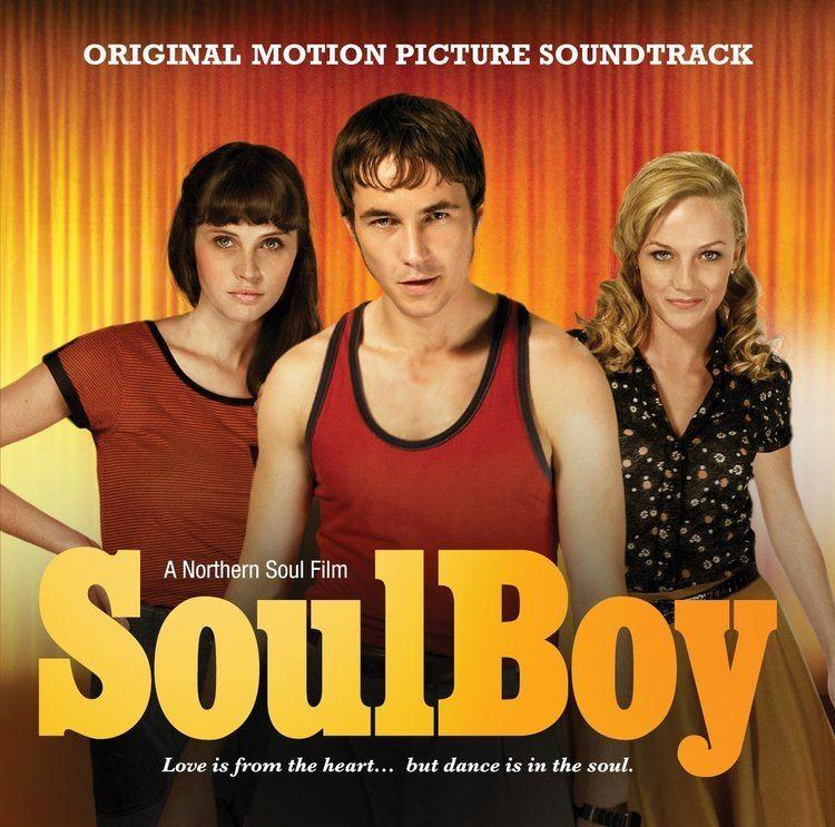 Soulboy (film) SoulBoy Original Motion Picture Soundtrack Amazoncouk Music