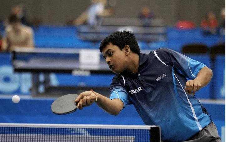 Soumyajit Ghosh Table Tennis Bug Table Tennis player profile Soumyajit Ghosh