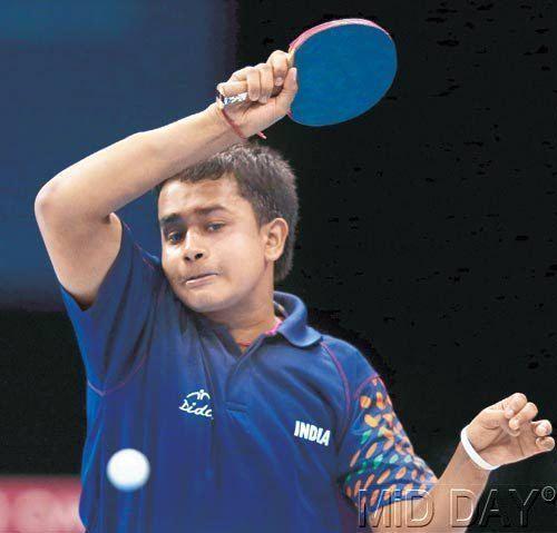 Soumyajit Ghosh Soumyajit Ghosh takes India into final Sports