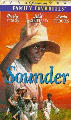 Sounder (film) Amazoncom Sounder VHS Cicely Tyson Paul Winfield Kevin Hooks
