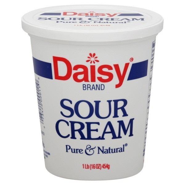 Sour cream cream