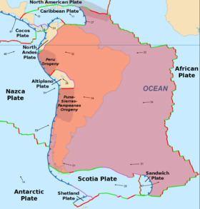 South American Plate South American Plate Wikipedia