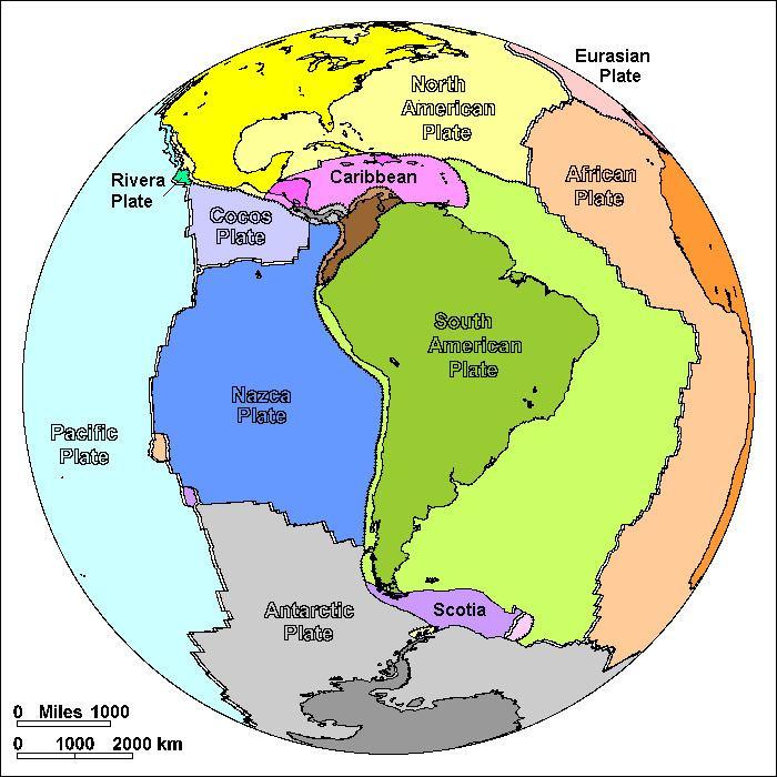 South American Plate South American Plate