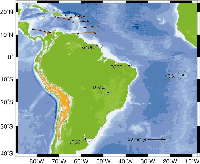 South American Plate South American Plate AmericasTectonics