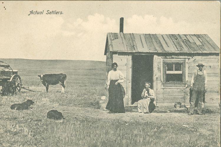 South Dakota in the past, History of South Dakota