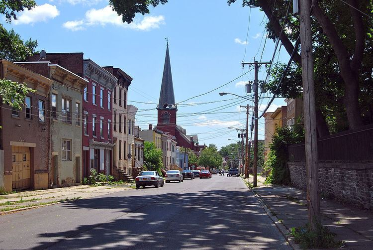 South End–Groesbeckville Historic District