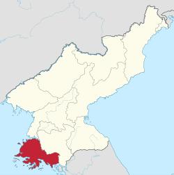 South Hwanghae Province South Hwanghae Province Wikipedia