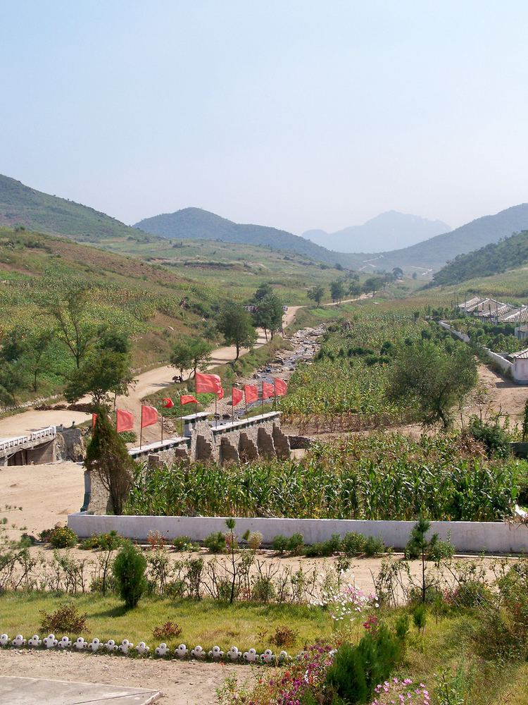 South Hwanghae Province Beautiful Landscapes of South Hwanghae Province