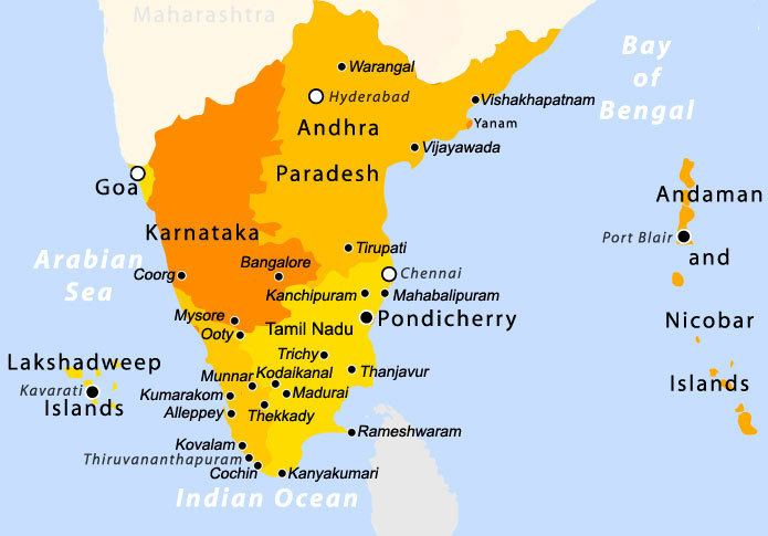 South India What are the chances of earthquake in South India