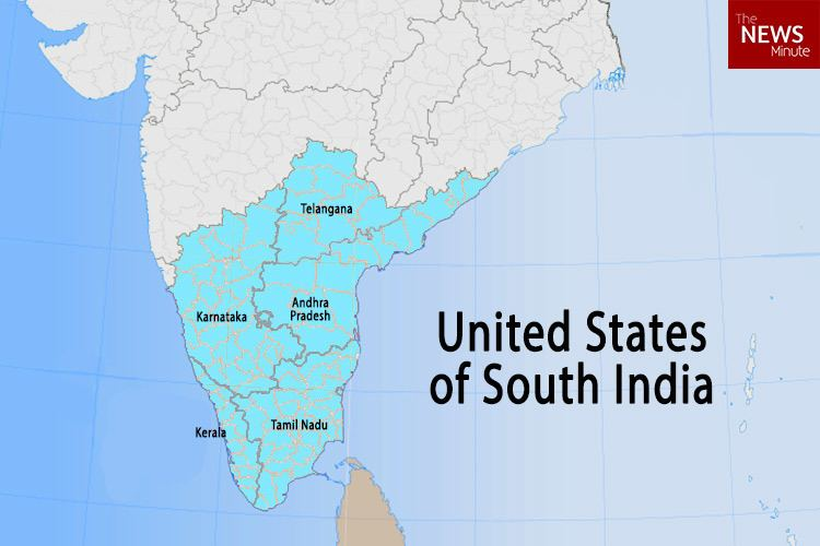 South India United States of South India Can a southern collective get us a