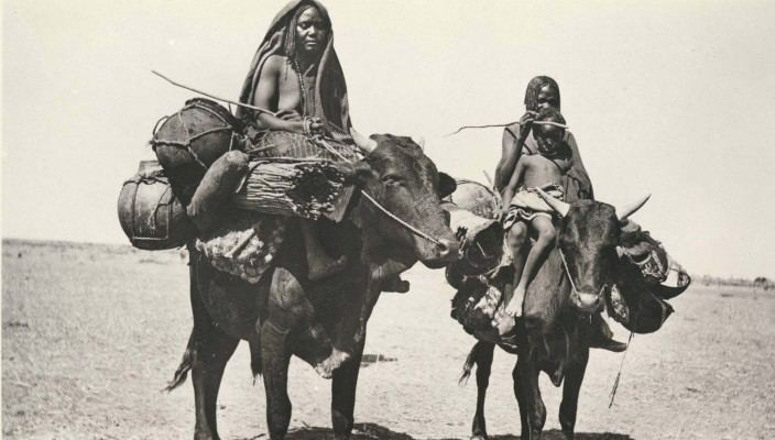 South Kordofan in the past, History of South Kordofan