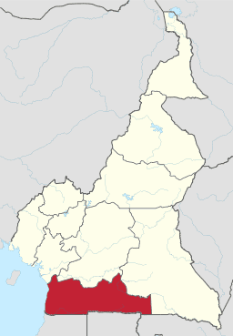 South Region Cameroon Wikipedia