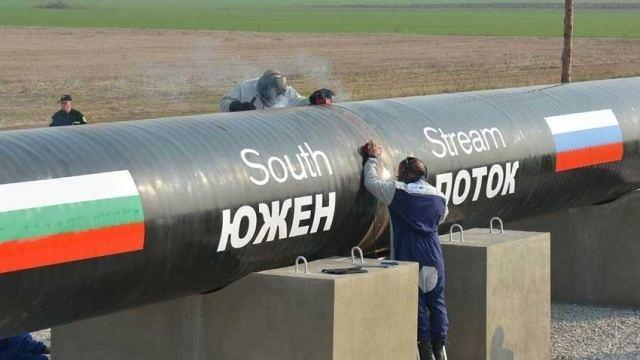 South Stream Gazprom Puts Forward New South Stream Route Novinitecom Sofia
