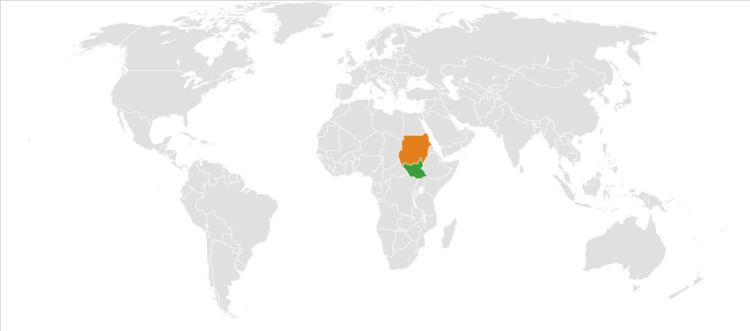 South Sudan–Sudan relations