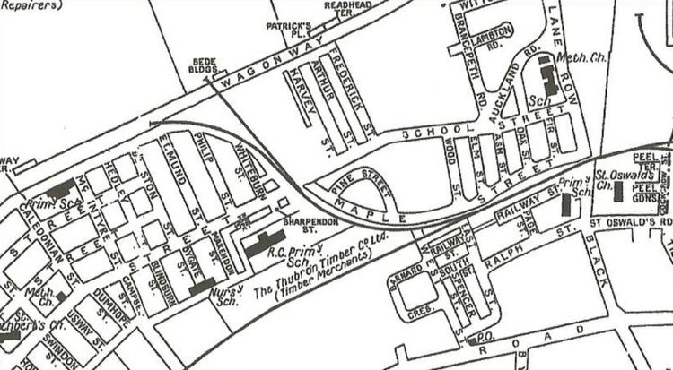 South Tyneside in the past, History of South Tyneside