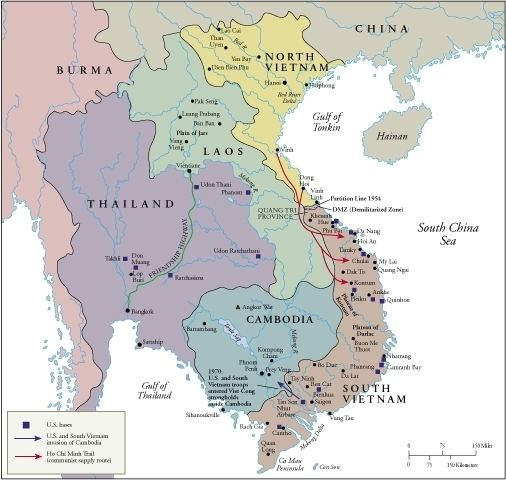 South Vietnam Top 10 Countries That Disappeared In The 20th Century