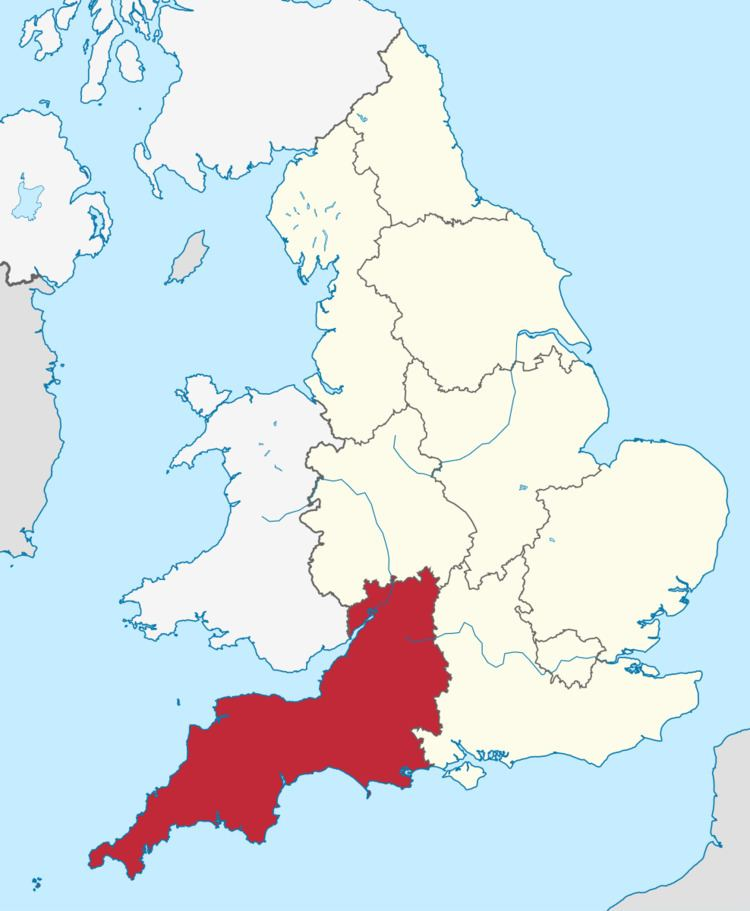 South West England