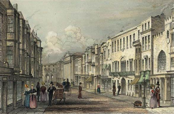 Southampton in the past, History of Southampton