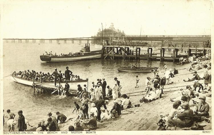 Southend on Sea in the past, History of Southend on Sea