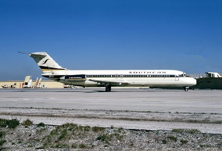 Southern Airways Flight 932 Southern Airways Flight 932 was a Southern Airways Douglas DC9