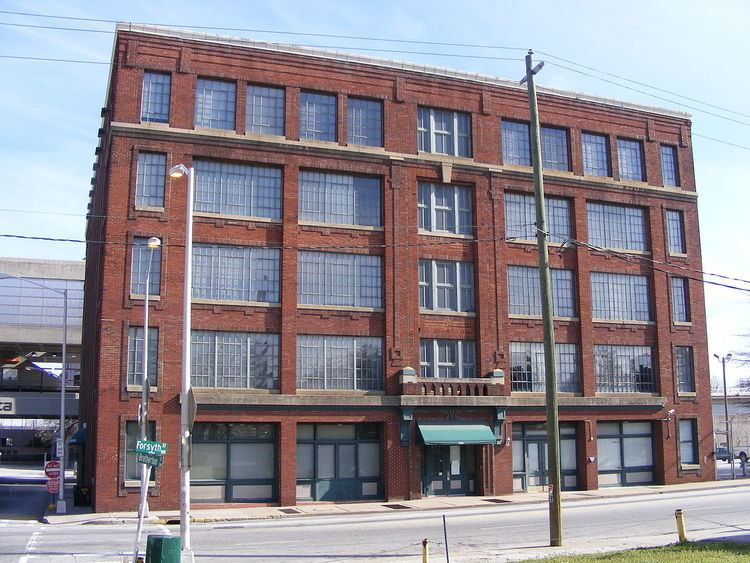 Southern Belting Company Building