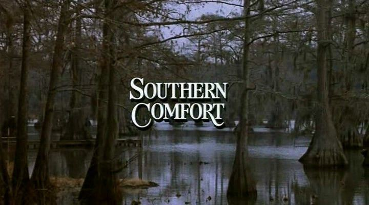 Southern Comfort (1981 film) movie scenes Savage Friday Southern Comfort 1981
