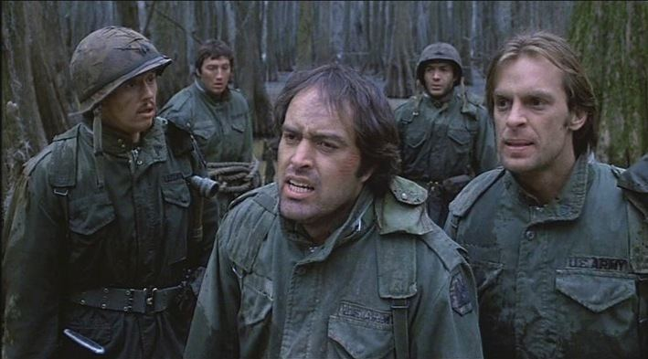 Southern Comfort (1981 film) movie scenes Is it good FUCKING A RIGHT IT IS This is vintage Walter Hill at his finest and I consider it to be an underrated classic It s part war movie