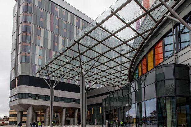 Southern General Hospital Parking crisis at new 842m Southern General Hospital leaves nurses