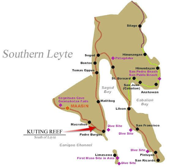 Southern Leyte in the past, History of Southern Leyte