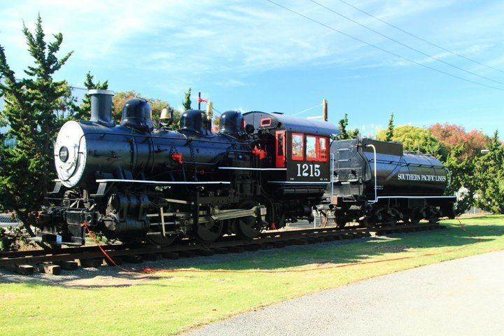 Southern Pacific 1215