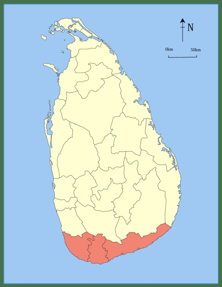 Southern Province Sri Lanka Wikipedia