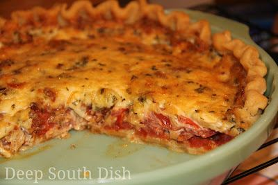 Southern tomato pie 1bpblogspotcomtitfm7R3LYUE5vC8xQUHIAAAAAAA
