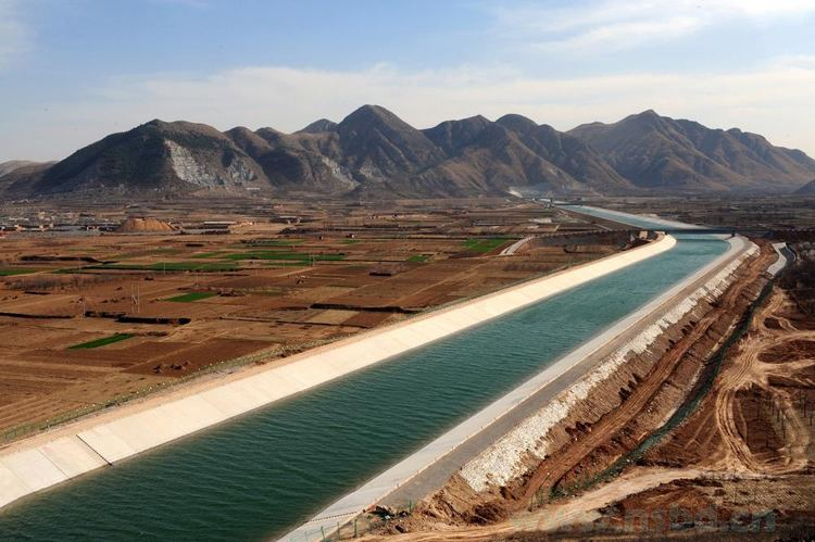 South–North Water Transfer Project Can China39s SouthNorth Water Transfer project and industry coexist