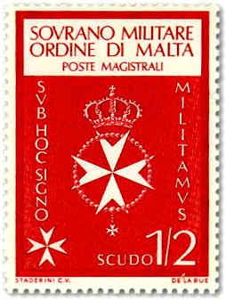 Sovereign Military Order of Malta Postage stamps and postal history of the Sovereign Military Order of